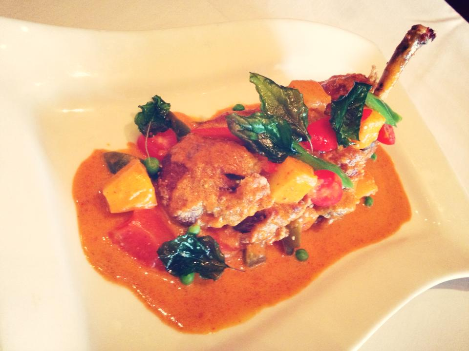 picture of Crispy Duck with Red Curry