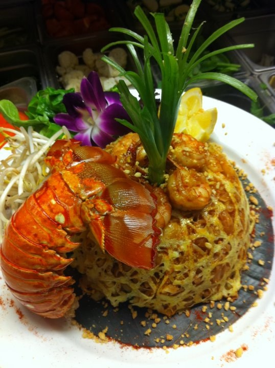 picture of Royal Pad Thai dish